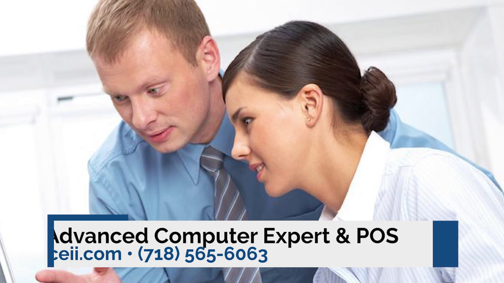 Computer Repairs in Elmhurst NY, Advanced Computer Expert & POS