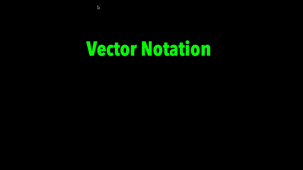 Vector Notation.mp4