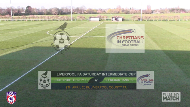 13051 Liverpool FA Saturday Intermediate Cup Southport Trinity v St Sebastians EXTENDED HIGHLIGHTS 9 Apr 19.mp4