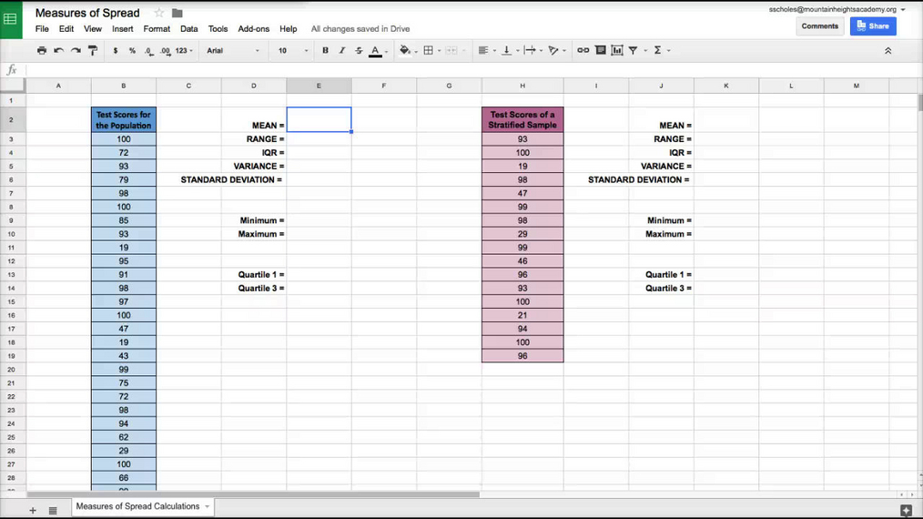 Intro Stats_ Measures of Spread in Google Sheets.mp4