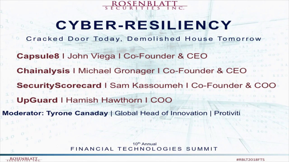 Cyber-Resiliency_ Cracked Door Today, Demolished House Tomorrow - Panel Discussion.mp4