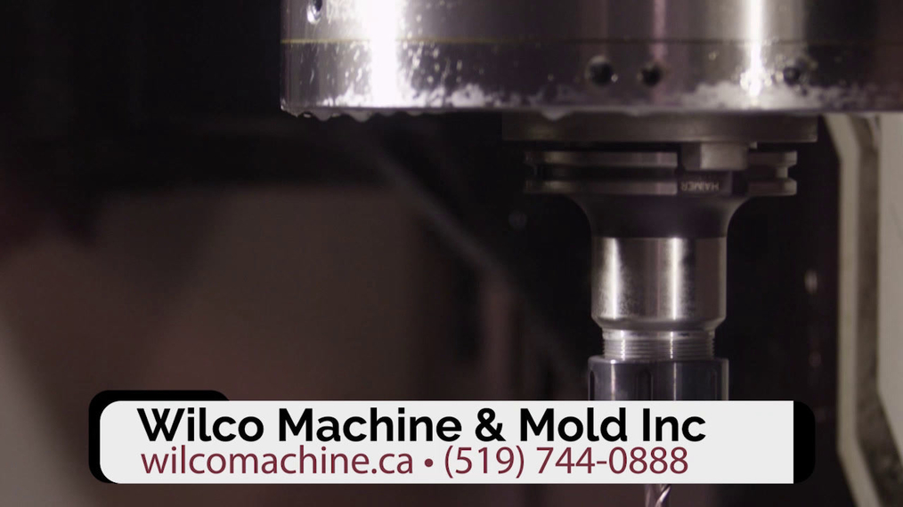 Food Packaging And Processing Equipment in Kitchener ON, Wilco Machine & Mold Inc