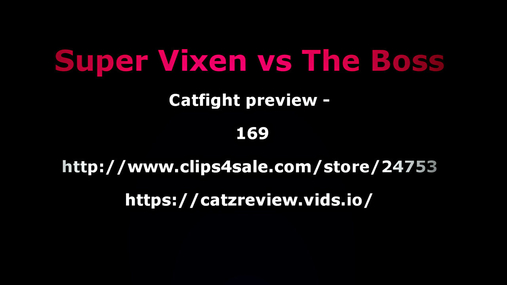 Super Vixen vs The Boss - preview 4K - 169