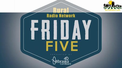 Friday Five - Jan. 11 - KNEB