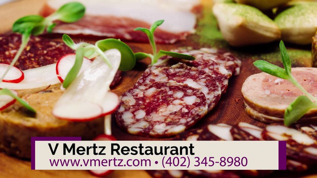 Restaurant in Omaha NE, V Mertz Restaurant