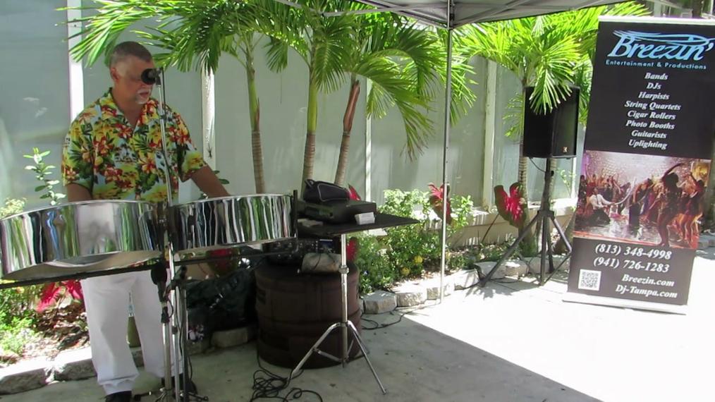Steel Drummer K.M.