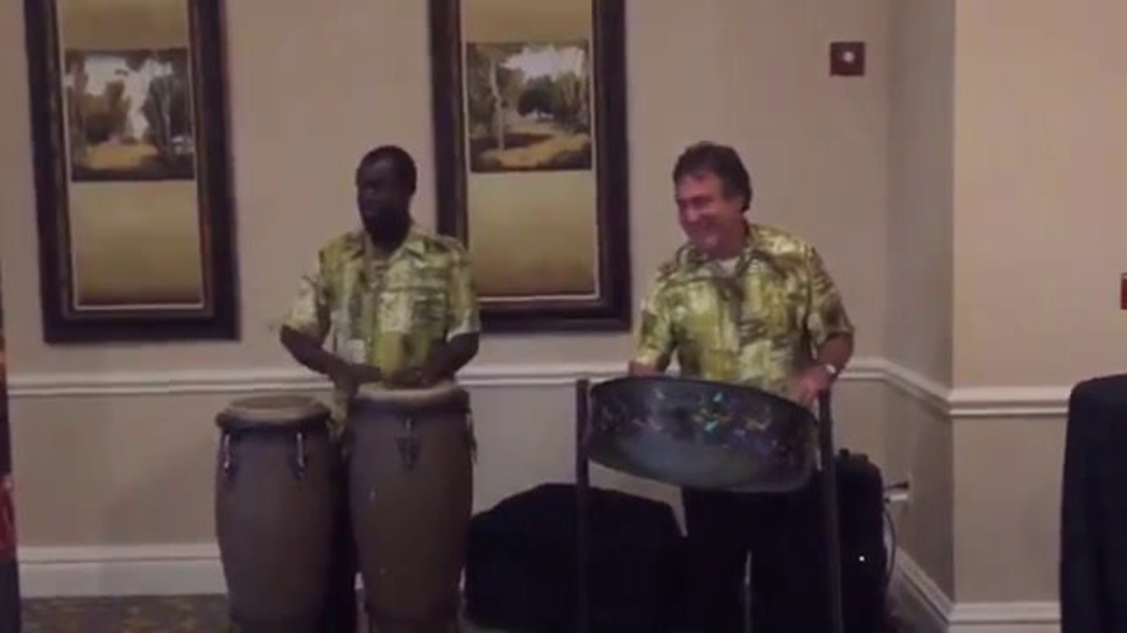 Steel Drum Duo H.H..mp4