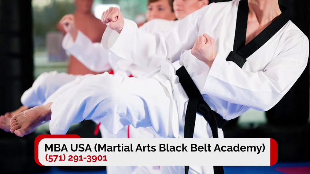 Martial Arts in Ashburn VA, MBA USA (Martial Arts Black Belt Academy)