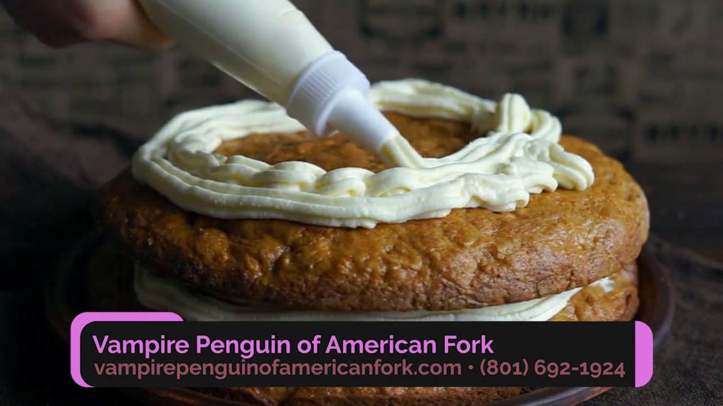 Dessert Shops in American Fork UT, Vampire Penguin Of American Fork