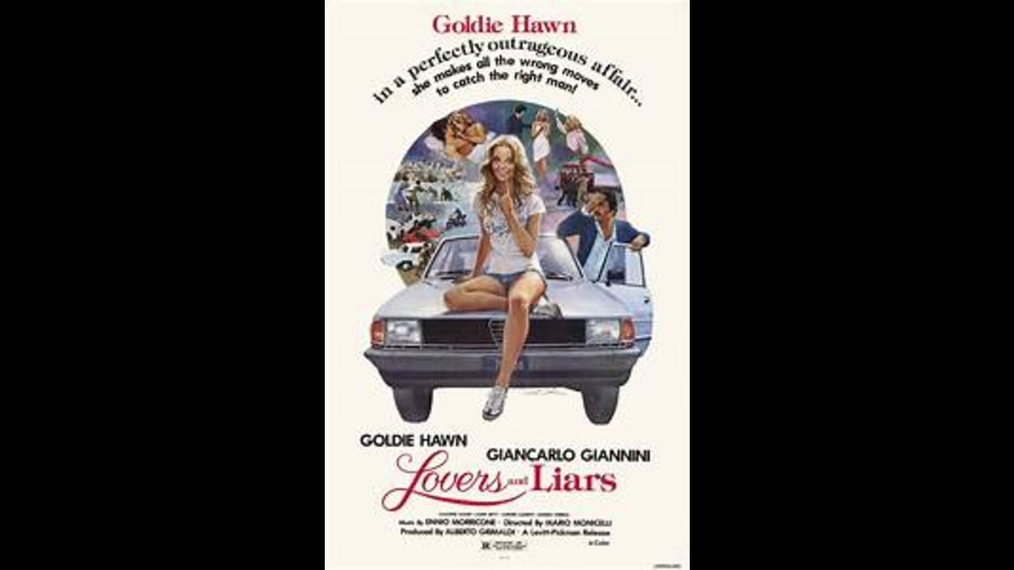 Lovers and Liars 1980 - HD - (Comedy)