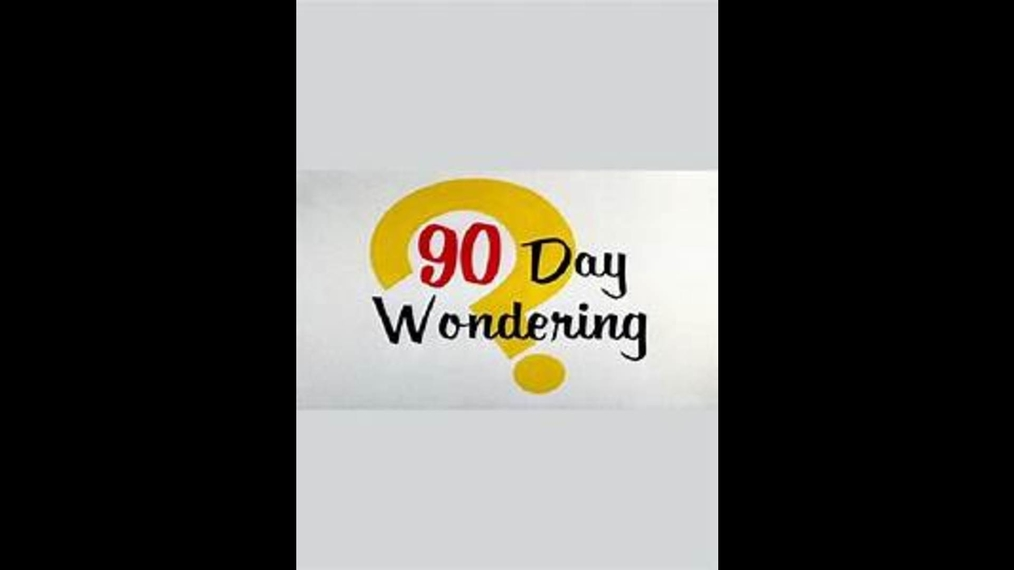 Looney Tunes - 90 Day Wondering