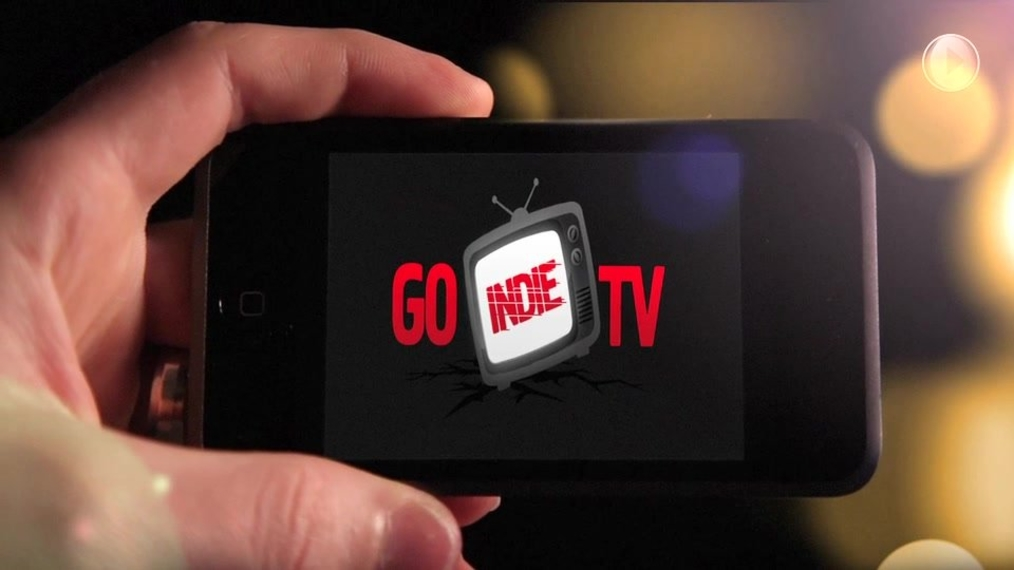 Go Indie TV Cell Phone Promo