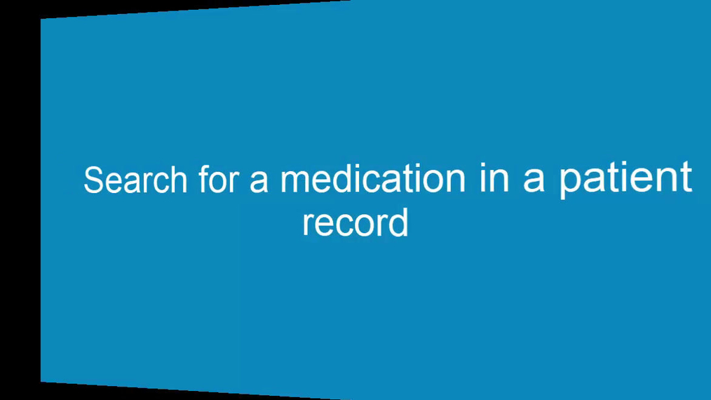 Search medication functionality.mp4