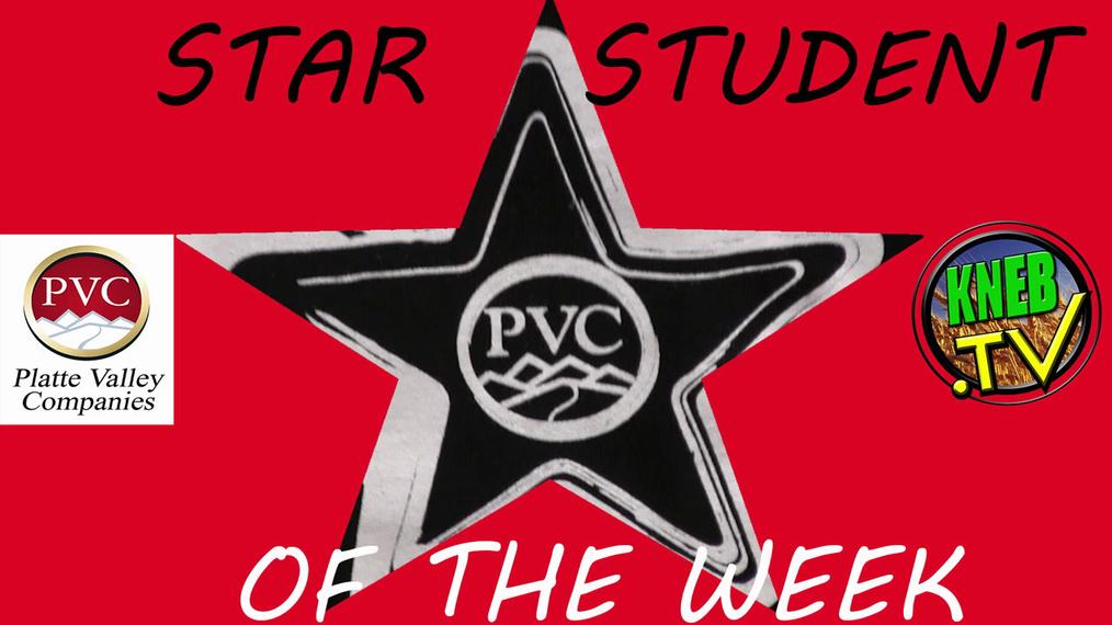 Star Student of the Week- Camden Ceplecha