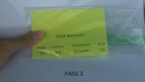 Jill Smith W3 Round 1 Pass 2