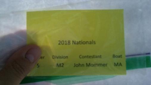 John Mommer M2 Round 1 Pass 1