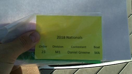 Daniel Greene M1 Round 1 Pass 1