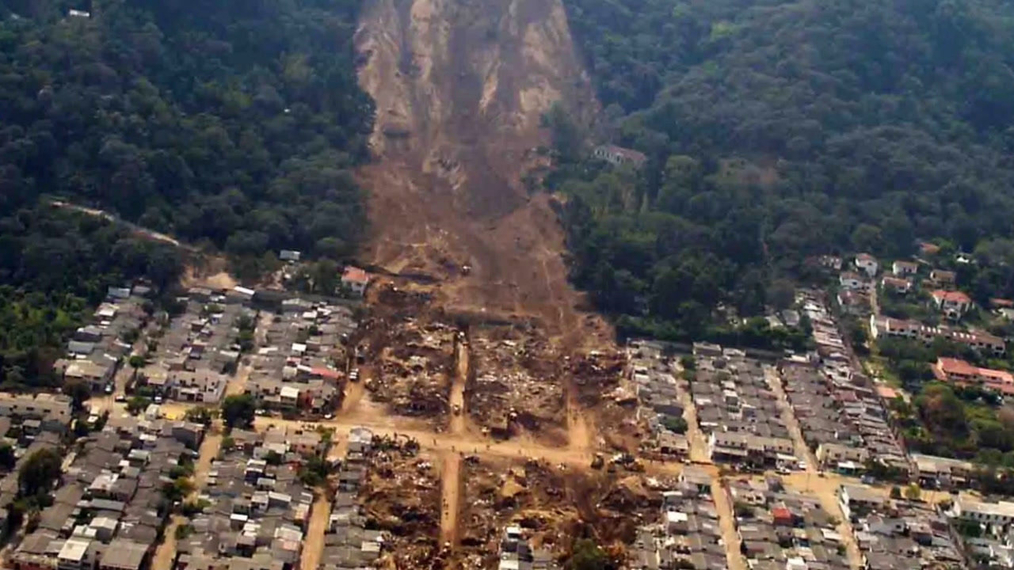 Double Landslide