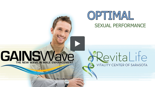 GAINSwave for optimal sexual performance