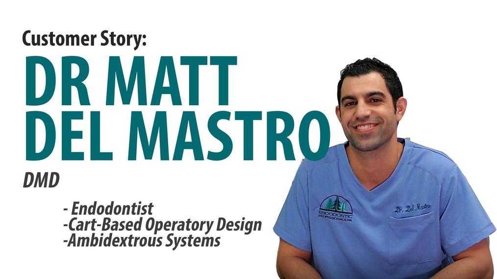 Dr. Matt Del Mastro, Ambidextrous Systems [66-2007]
