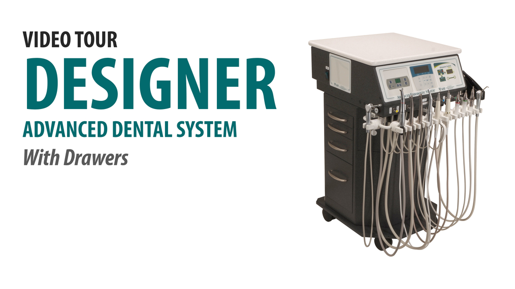 Tour: Designer Systems with Drawers [66-1005]