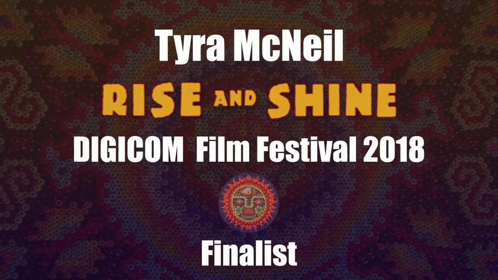 Tyra McNeil - DIGICOM Film Festival 2018
