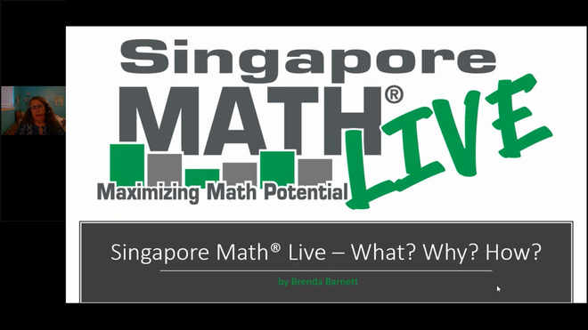 Singapore Math® Live - What Why How.mp4