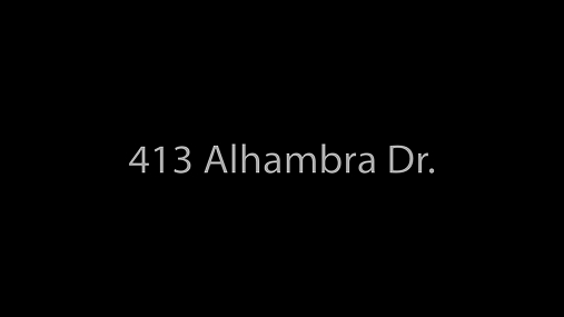 413 Alhambra Dr. || slideshow.mp4