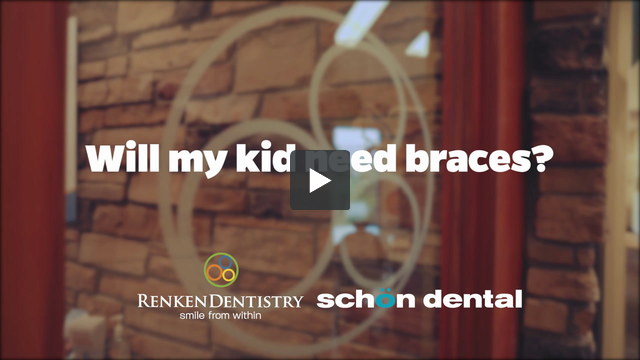 Will my kid need braces