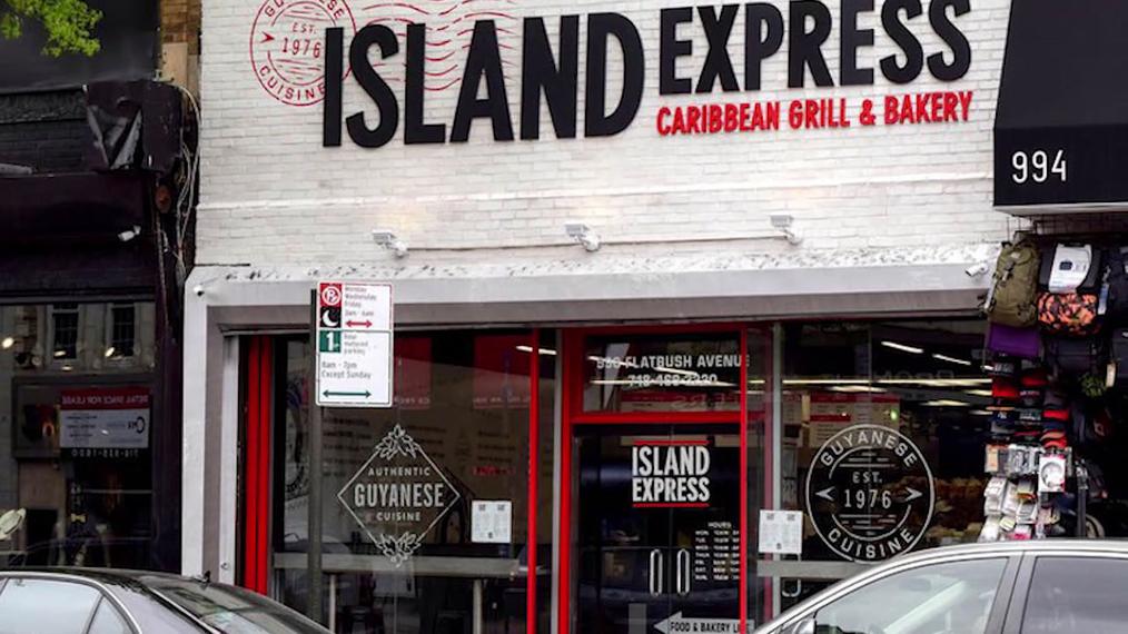 Caribbean Restaurant in Brooklyn NY, Island Express