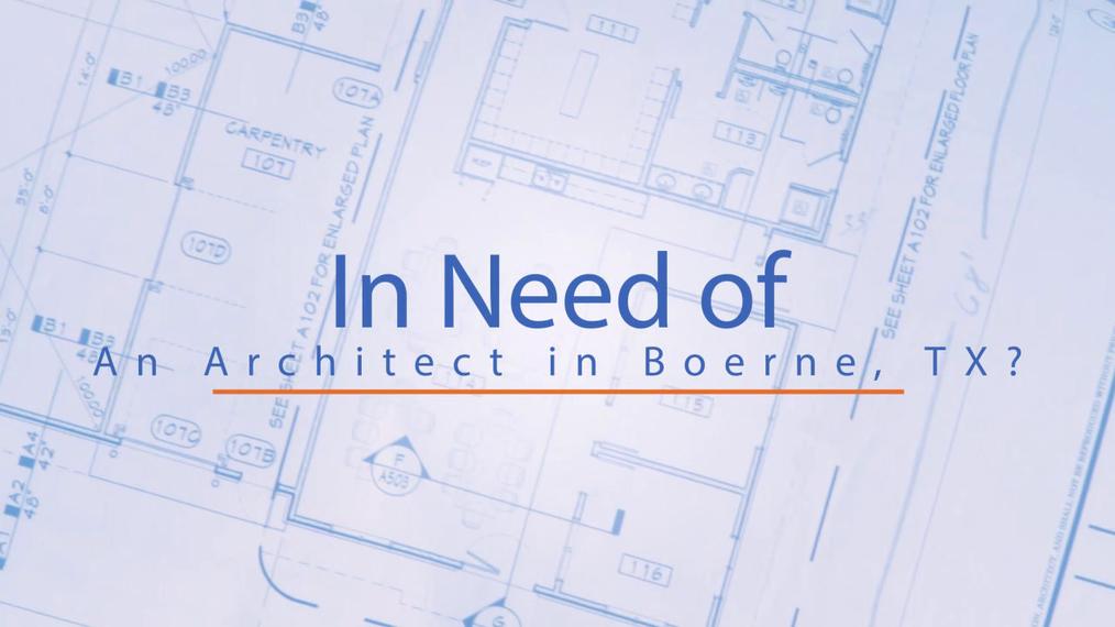 Architect in Boerne TX, Ben Adam Architect