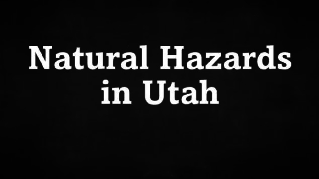 Natural Hazards Sound