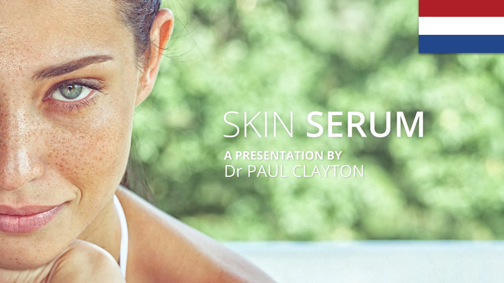 Skin Serum with Dr. Paul Clayton NL