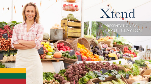 Xtend with Dr. Paul Clayton LT