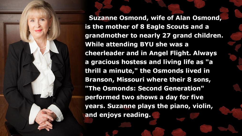 Suzanne Osmond