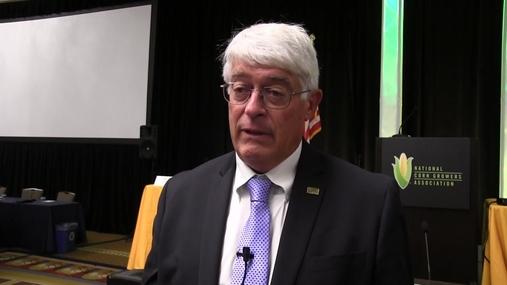 John Greer talks about Action Teams at Corn Congress