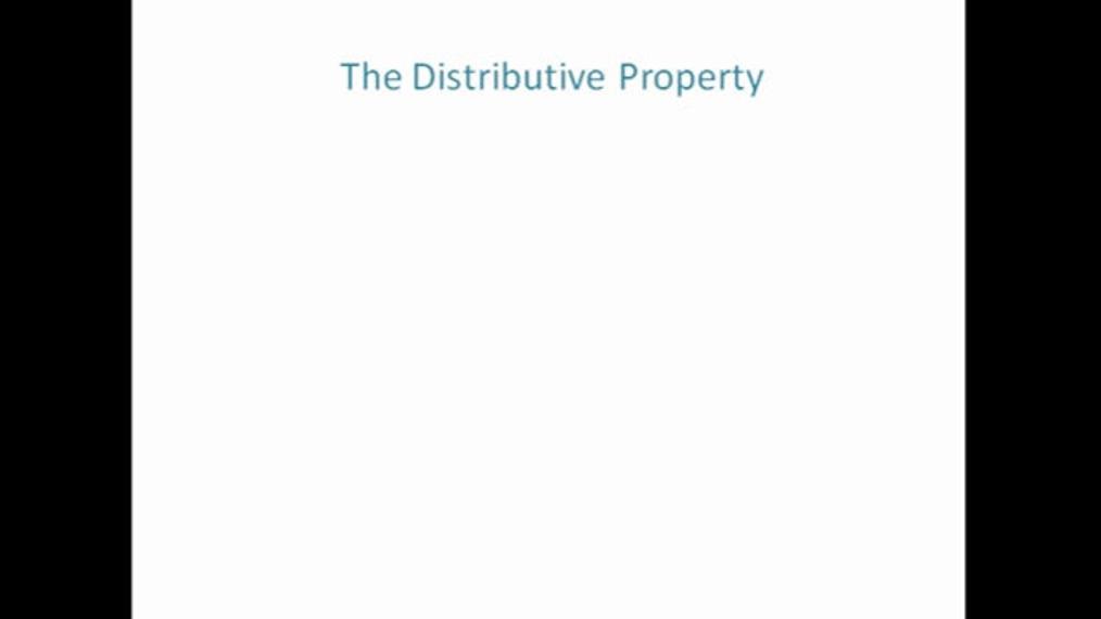 The Distributive Property.mp4