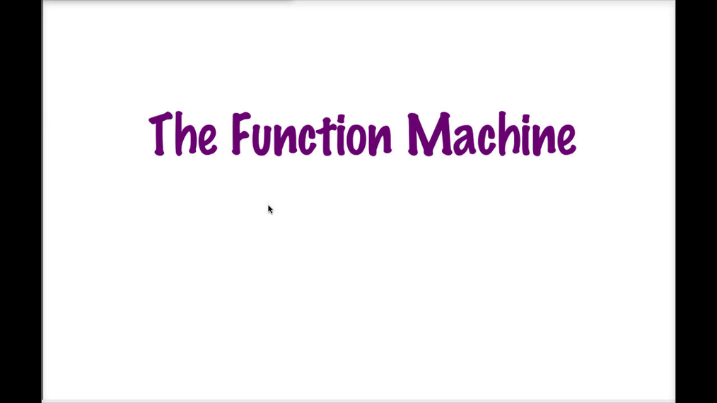 Math 8 Q2 - Unit 4 The Function Machine.mp4