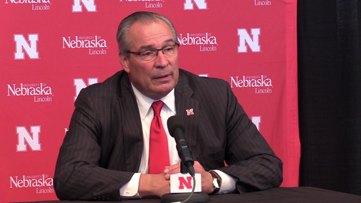 Moos on why he is a good fit for Nebraska