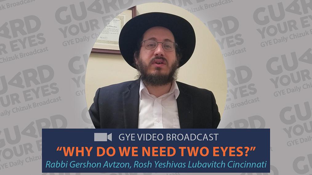 38 - GYE Chizuk Broadcast