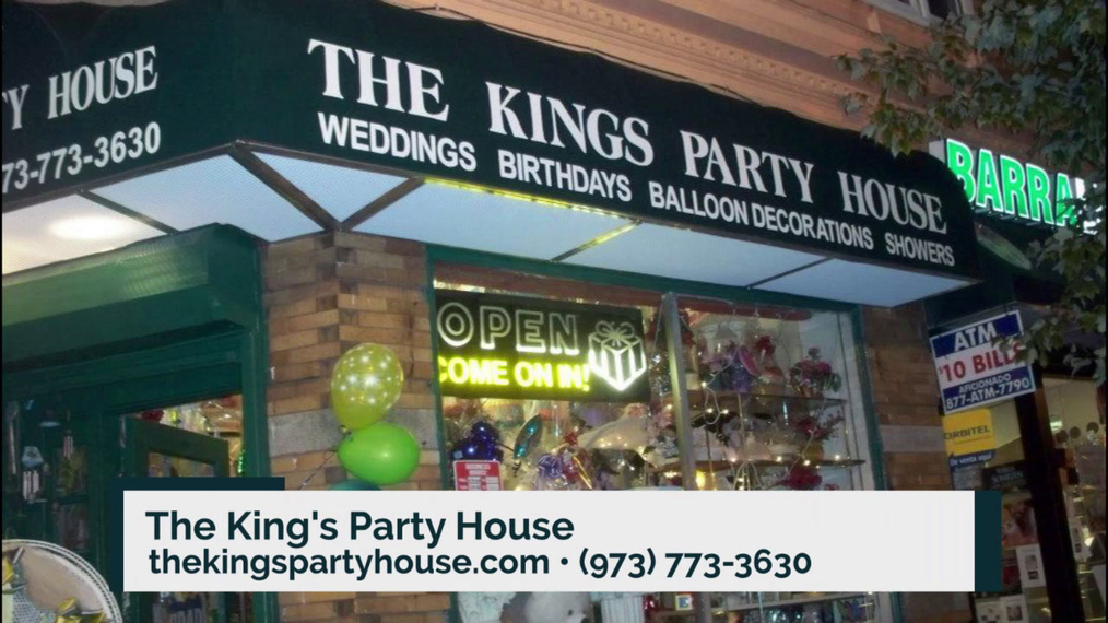 Party Store in Clifton NJ, The King's Party House