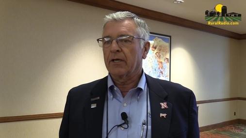 Nebraska Corn Board Member Dave Bruntz talks about the work of the World Meat Congress & what it means to Nebraskan's