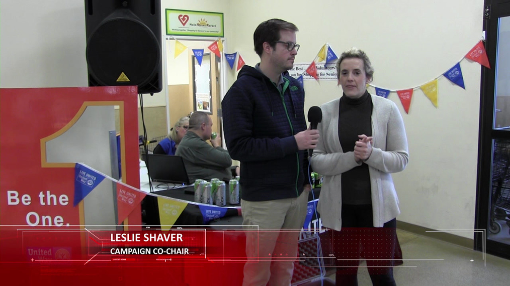 Shaver and Hunzeker on Campaign