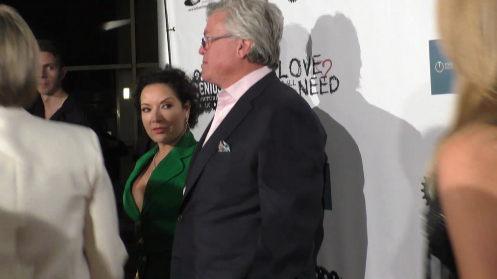 Ron White and Margo Rey at the Premiere Of Love Is All You Need at the ArcLight Theatre in Hollywood.mp4