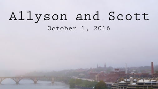 Allyson and Scott