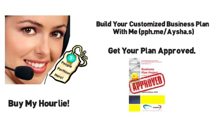 Write a business plan for your business including a full 5 year financial plan