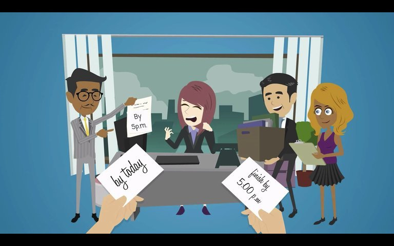 Make a professional  animated video  for your business