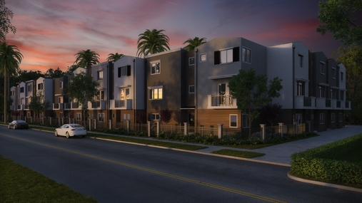 Modern 2 Bed Condo - 1001 Sunset Drive