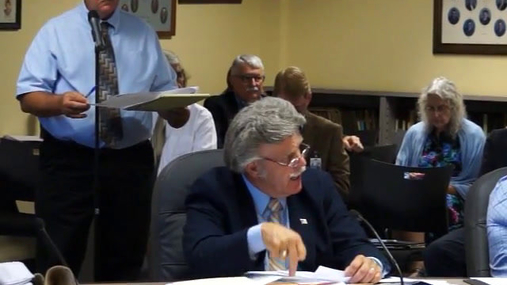 Schoharie Co Bd of Supervisors 7th Reg. 17 July 2015 part 2