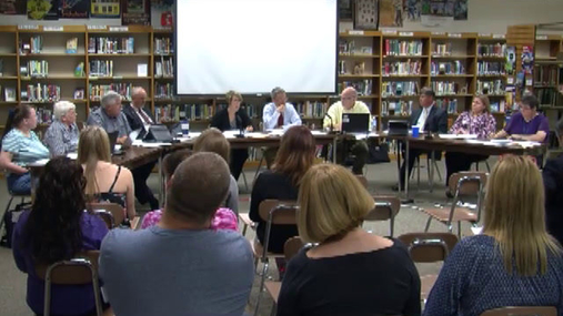 CRCS Board of Ed 28 Sept 2015 Pt. 2